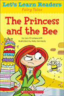 Let's Learn Readers™ Fairy Tales: The Princess and the Bee