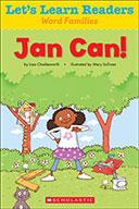 Let's Learn Readers™ Word Families: Jan Can! (Enhanced Ebook)