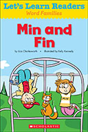 Let's Learn Readers™ Word Families: Min and Fin (Enhanced Ebook)