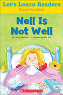Let's Learn Readers™ Word Families: Nell Is Not Well (eBook)
