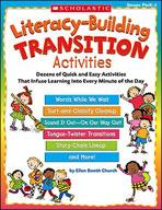 Literacy-Building Transition Activities (Enhanced eBook)