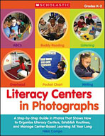 Literacy Centers in Photographs