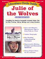 Literature Circle Guides: Julie of the Wolves (Enhanced eBook)