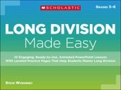 Long Division Made Easy (Enhanced Ebook)