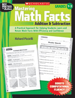 Mastering Math Facts: Addition and Subtraction