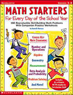Math Starters for Every Day of the School Year (Enhanced eBook)