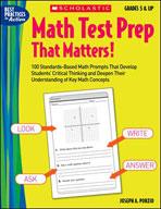 Math Test Prep That Matters! Grades 5 & Up (Enhanced eBook)