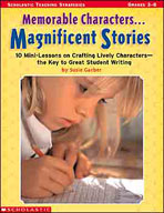 Memorable Characters. . . Magnificent Stories