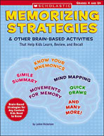 Memorizing Strategies and Other Brain-Based Activities Tha