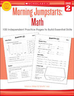 Morning Jumpstarts: Math (Grade 2) (Enhanced eBook)
