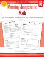 Morning Jumpstarts: Math (Grade 5)