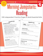 Morning Jumpstarts: Reading (Grade 4) (Enhanced eBook)