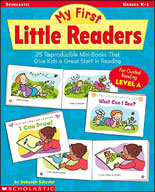 My First Little Readers: Level A