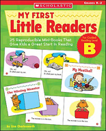 My First Little Readers: Level B