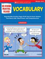 No Boring Practice, Please! Vocabulary