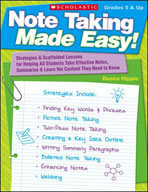 Note Taking Made Easy (Enhanced eBook)
