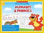 Now I Know My Alphabet & Phonics (Enhanced Ebook)