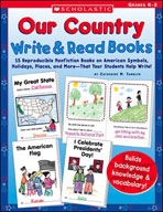 Our Country Write and Read Books (Enhanced eBook)