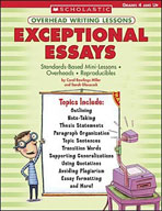 Overhead Writing Lessons: Exceptional Essays (Enhanced eBook)