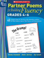 Partner Poems for Building Fluency: Grades 4-6 (Enhanced eBook)