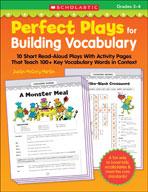 Perfect Plays for Building Vocabulary: Grades 3-4 (Enhance
