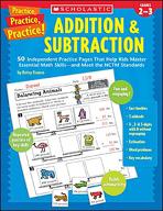 Practice, Practice, Practice: Addition & Subtraction (Enha