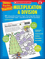 Practice, Practice, Practice! Multiplication & Division (E