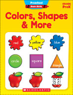 Preschool Basic Skills: Colors, Shapes and More