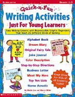 Quick & Fun Writing Activities Just for Young Learners (En