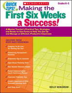 Quick Tips: Making the First Six Weeks a Success!