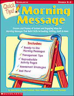 Quick Tips: Morning Message (Enhanced eBook)