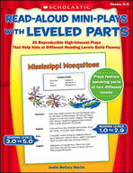 Read-Aloud Mini-Plays With Leveled Parts (Enhanced eBook)