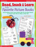 Read, Snack and Learn With Favorite Picture Books