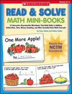 Read and Solve Math Mini-Books