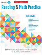 Reading & Math Practice: Grade 3 (Enhanced Ebook)