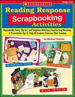 Reading Response Scrapbooking Activities