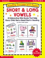 Reading Success Mini-Books: Long and Short Vowels (Enhance