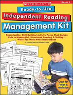 Ready-to-Use Independent Reading Management Kit: Grade 1 (
