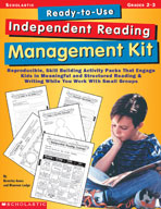 Ready-to-Use Independent Reading Management Kit: Grades 2-3