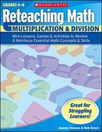 Reteaching Math: Multiplication & Division (Enhanced eBook)