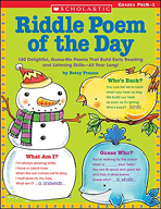Riddle Poem of the Day (Enhanced eBook)