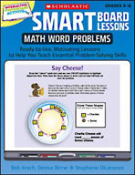 SMART Board Lessons: Math Word Problems (Optimized eBook)