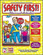 Safety First Early Childhood Thematic Books (Enhanced eBook)