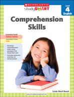 Scholastic Study Smart Comprehension Skills Level 4 (Enhan