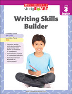 Scholastic Study Smart Writing Skills Builder Level 3 (Enh