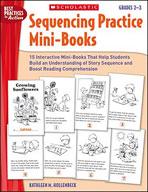 Sequencing Practice Mini-Books: Grades 2-3
