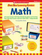 Shoe Box Learning Centers: Math