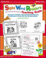 Sight Word Readers Teaching Guide (Enhanced eBook)