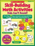 Skill-Building Math Activities Kids Can't Resist! (Enhance