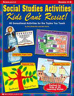 Social Studies Activities Kids Can't Resist!